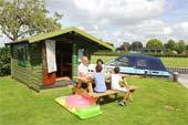Camping in Nordholland